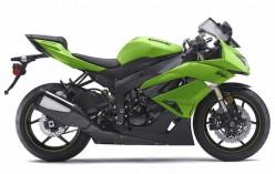 2009 Kawasaki Ninja ZX-6R Preview