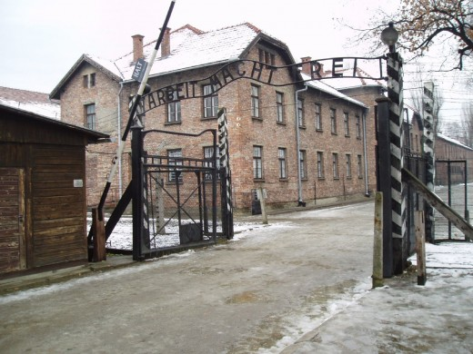 Auschwitz work camp