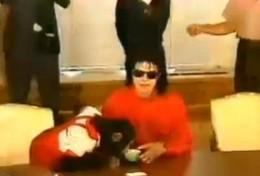 Bubbles - Michael Jackson's Pet