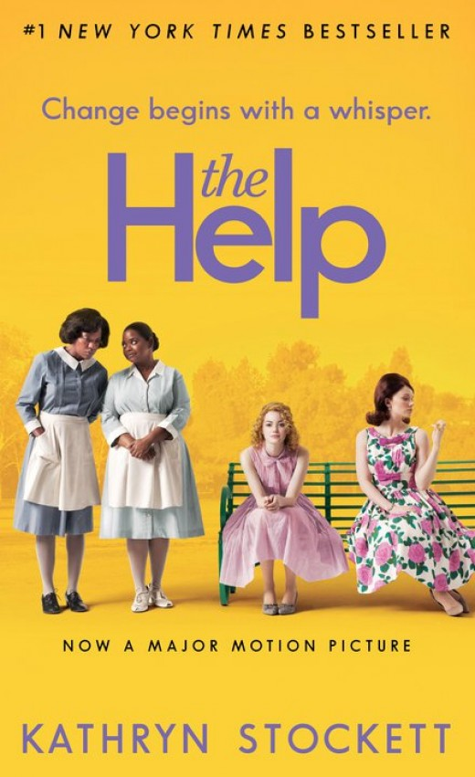 The New York Times Bestseller Novel, The Help, by Kathryn Stockett