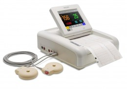 Philips Avalon Fetal Monitor FM-30 with Smart Transducers - Toco M2734A, Toco+ M2735A & Ultrasound M2736A