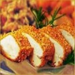Oven Crispy Fried Chicken