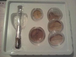 Product Review: Sheer Cover Concealer And Mineral Foundation
