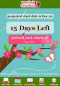 Period Calendar: A Very Useful App