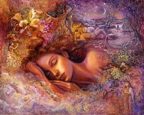 Psyche, goddess of he soul.