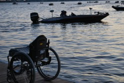 Living as a Disabled Angler