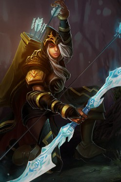 League of Legends - Tips for Playing Ashe, the Frost Archer