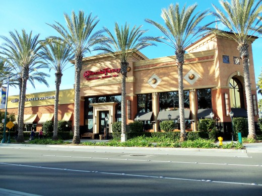 Anaheim gardenwalk anaheim ca the shops restaurants directions review photos hubpages for Pf changs garden walk