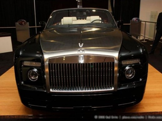 Rolls-Royce Phantom Drop-head Coupe