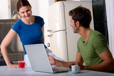 Working together to establish a money management system for the family can alleviate many financial problems