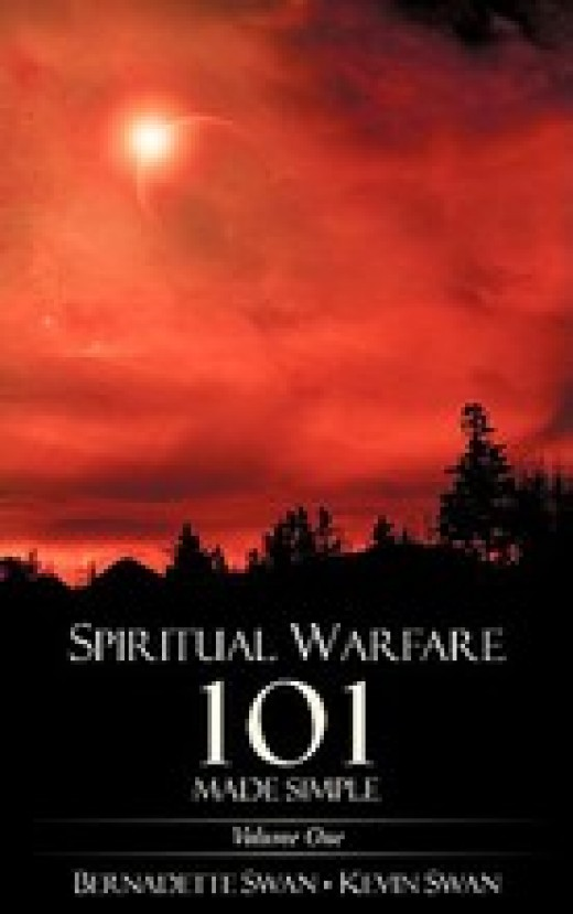Spiritual warfare 101 made simple This really good book is only $4.00!