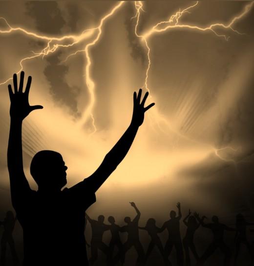 Praise equals Power