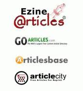 Articles + links = more targeted traffic