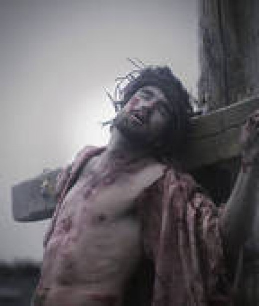 He suffered for all of mankind on the Cross of Calvary. We will never, if we all live to see 100, suffer as much as He did.