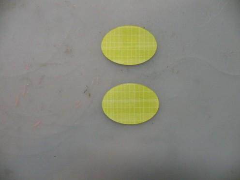 Small ovals