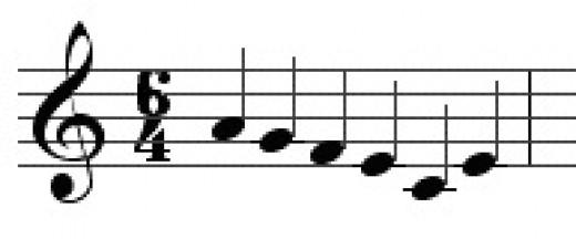 Six Fourths Beat