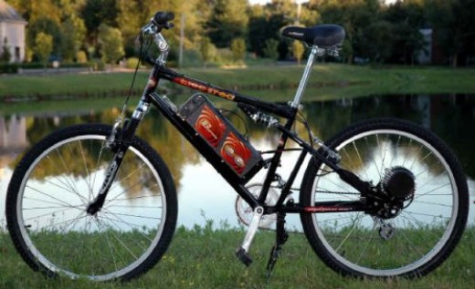ElecTrec Electric Bicycle