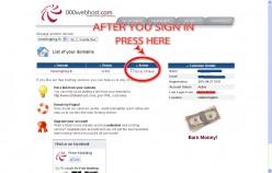 Wordpress On Free Hosting With Free Domain Name.