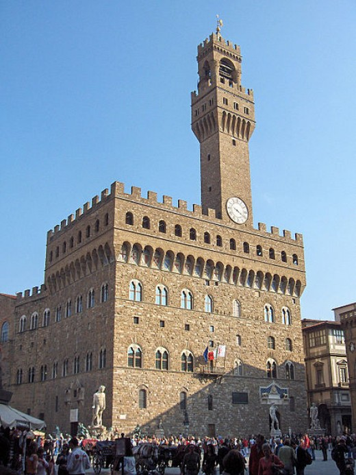 Florence:  the center of Renaissance