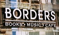 Borders Books: Tough to Say Goodbye