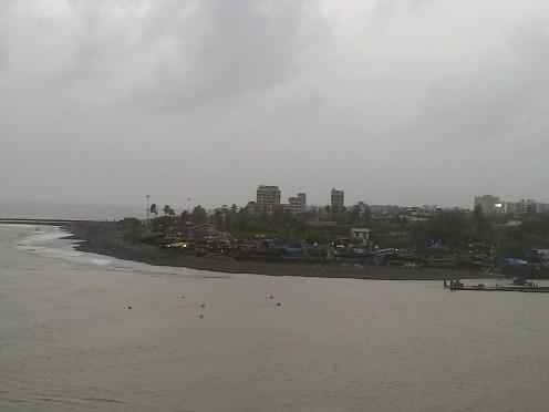 View Daman Jetty, Daman, India