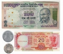 History of currency in India