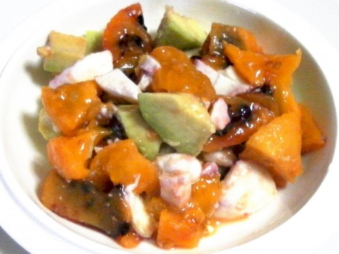 Tamarillo Salad