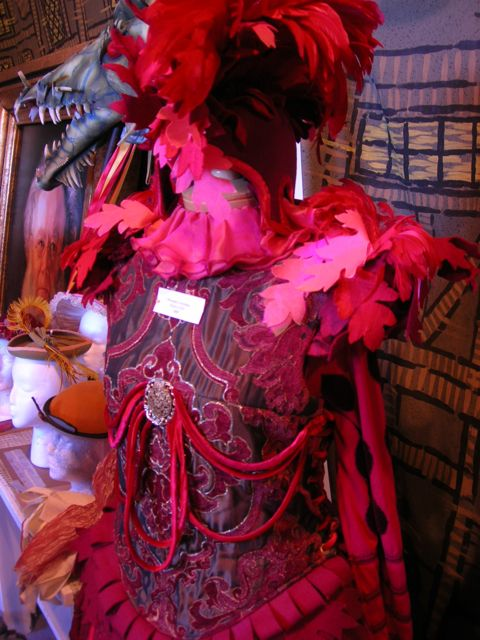 Oregon Shakespeare Festival costume