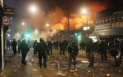 Riots In London And Across The UK In 2011