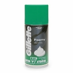 Gillette Foamy is the way to go when preparing to shave away your heavy or light beard. Gillette Foamy caresses your face--making it soft and makes your shaving so much easier.