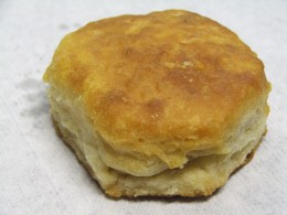 Biscuits are a quick bread, and can be made easily using self rising flour.