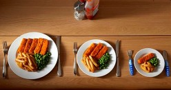 Desize Me - Diets that Work by Reducing Portion Sizes - Only Eat the Better Half