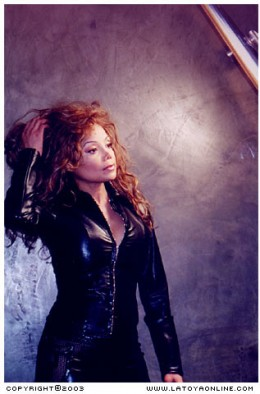 LA TOYA JACKSON… La Toya would be a singer in Jackson Family, Inc. and ultimately came to believe in the late 1980's that she was clairvoyant, psychic and that she could communicate with plants and foliage.