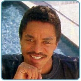 MARLON JACKSON… Marlon would play drums.  In fact, Marlon would ultimately come to master almost all percussion instruments.  Sadly, Marlon's twin brother, Brandon, died only hours after birth.