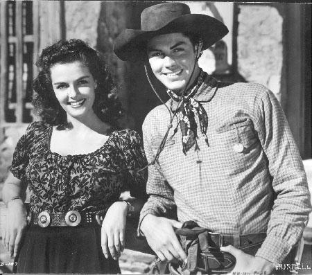 Jane with Jack Buetel