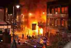 Britain Burns as Rioting by Underprivileged Youths Spreads