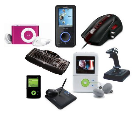 Gadgets are easy to find but hard to choose