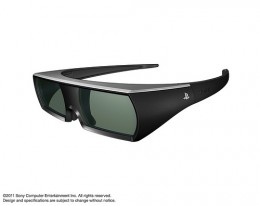 Sony PlayStation 3D glasses