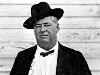 Prison superintendent J. S. Blitch