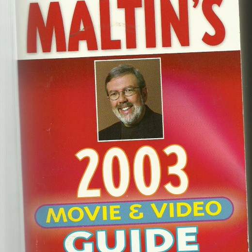 Leonard Maltin rates the movies.