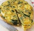 How to Make a Spanish Omelet with Veggies