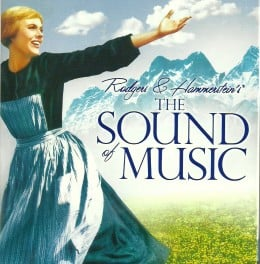 """Fans voted """"The Sound of Music"""" No.1 Musical of all time."""