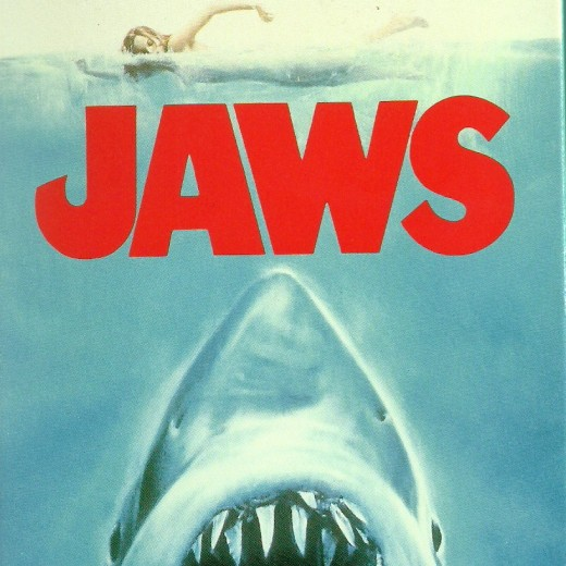 """Jaws"" was voted by fans as the No.2 All-Time Suspense Movie."