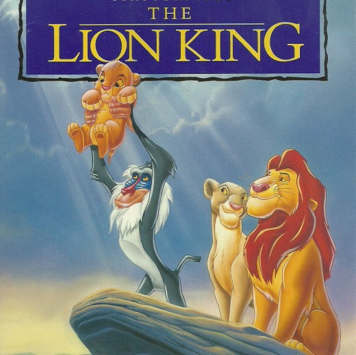 """The Lion King"" is king in movie fans' hearts as an animated film."