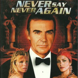 The suave James Bond is the No.2 favorite movie character as voted by a half million movie-goers.
