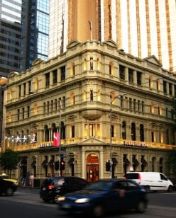 Collins Street in Melbourne CBD