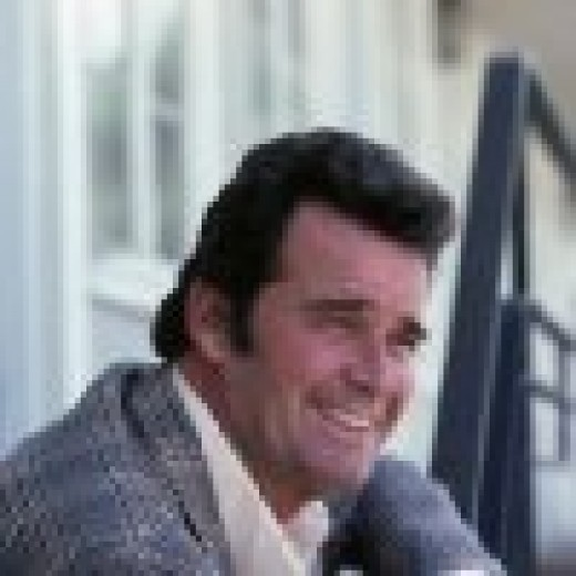 JAMES GARNER Maverick, Great Escape, Rockford Files