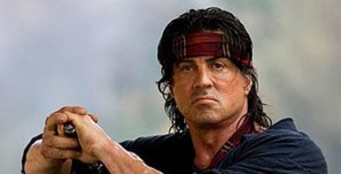 SYLVESTER STALLONE First Blood, Rambo, F.I.S.T., Stop of My Mother Will Shoot