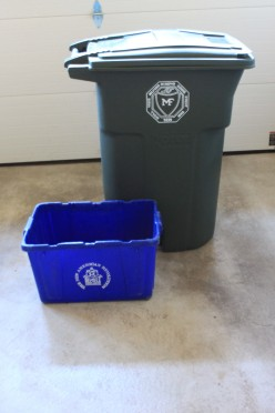 Single Stream Recyling now in my City!