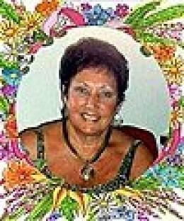 Patricia Farnsworth-Simpson aka Pat the Poet